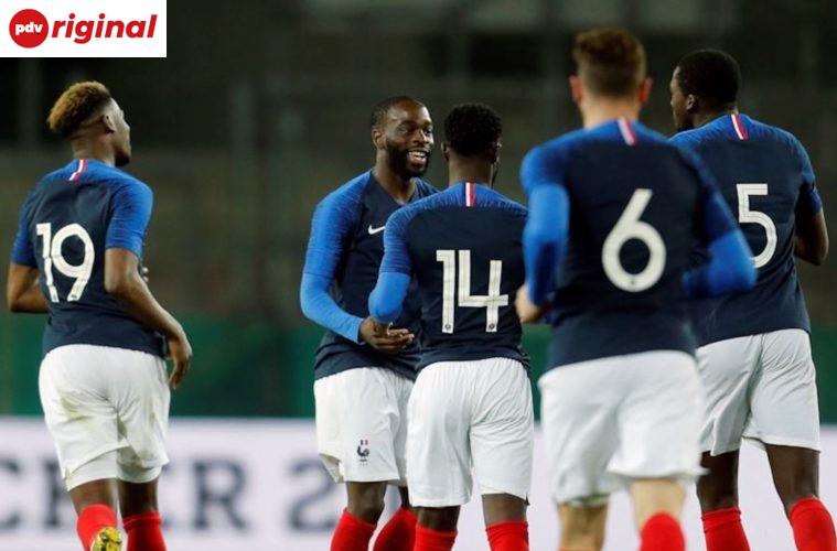 Calendario U21.Europei U21 Porte Aperte Per L Allenamento Della Francia